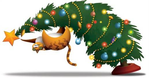 Προσοχή στα Χριστουγεννιάτικα...